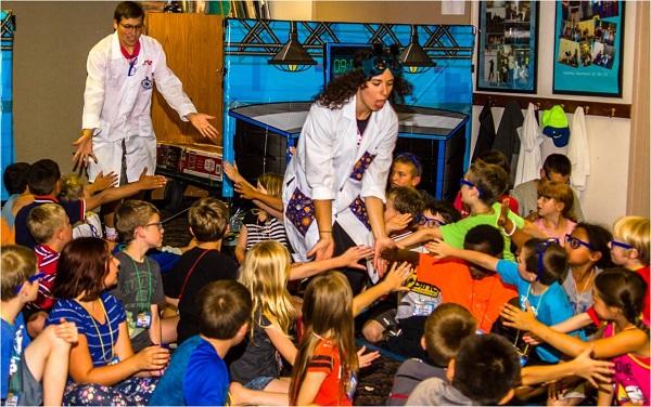 VBS Teachers - Look how much the kids love them!