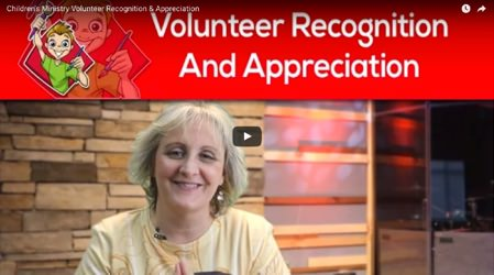 Children's Ministry Teacher Appreciation Video