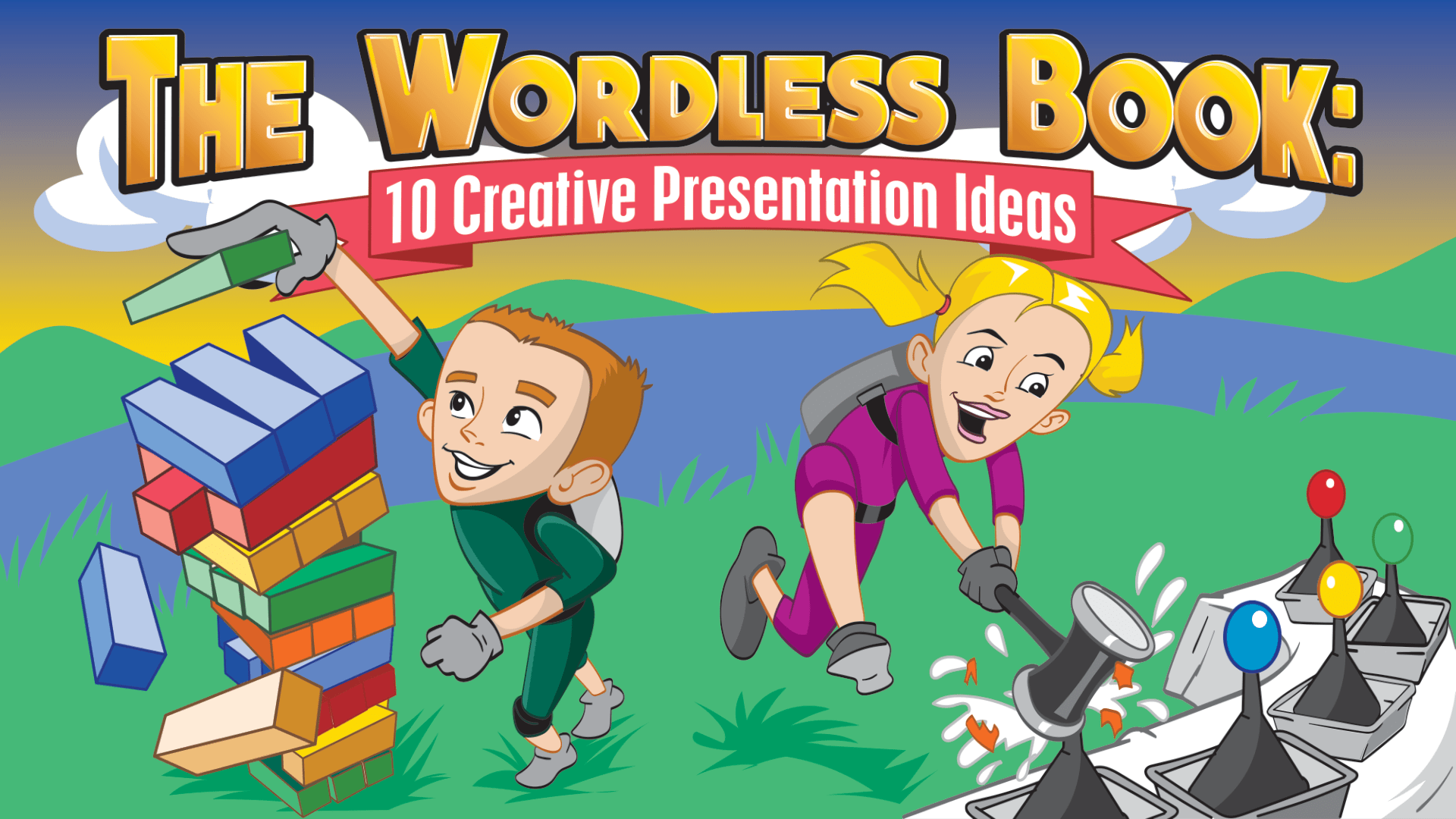 Wordless Book Creative Presentation Ideas