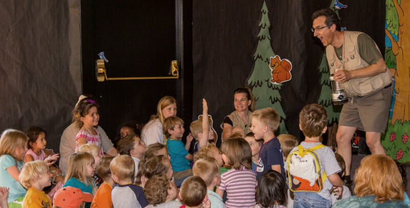 Preschool Magic Show