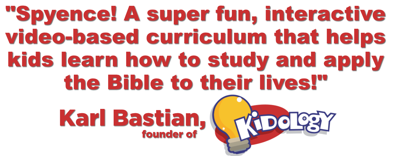 Kids Church Curriculum - Kidology Quote 2