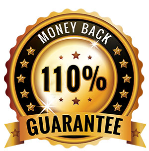 Moneyback Guarantee Graphic
