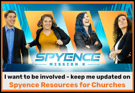 newsletter sign-up for churches